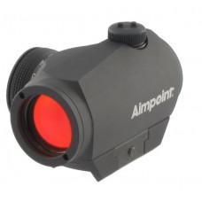 Коллиматорный прицел Aimpoint® Micro H-1 Weaver (2MOA)