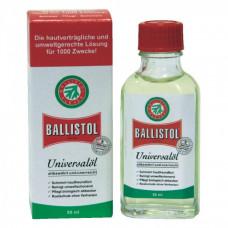 Масло оружейное Klever- Ballistol oil 50мл