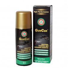 Масло оружейное Klever- Ballistol GunCer spray 50мл
