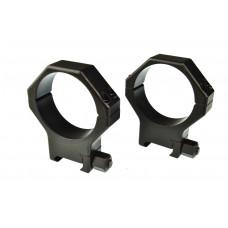 Кольца Contessa на Weaver D40mm BH14.5mm сталь