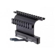 Боковой кронштейн быстросъемный Leapers  (Тигр/Вепрь/Сайга) MNT-978
