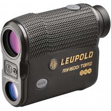 Лазерный дальномер Leupold RX-1600i TBR/W с DNA компакт 6х22,Black/Gray