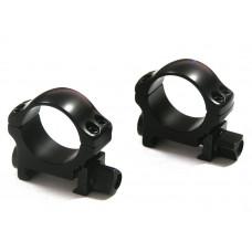Быстросъемные кольца на weaver BH 6.0mm на кольца D26mm 57026-0601 низкие