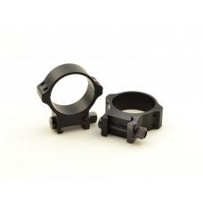 Быстросъемные кольца Recknagel на weaver BH12,0mm на кольца D40mm
